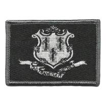 Tactical State Patch - Connecticut