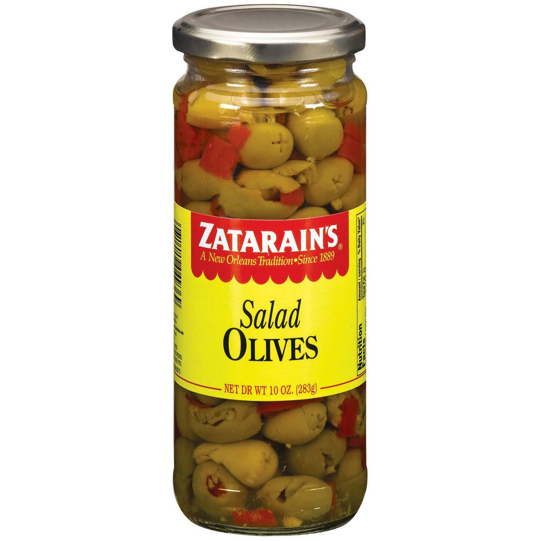 Zatarain's Salad Olives, 10 oz