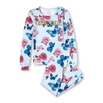 The Children's Place Big Girls' Graphic Pajamas Sets