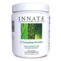 INNATE Response Formulas, C Complete Powder, Antioxidant Vitamin C Supplement, Vegetarian, 2.9 oz (30 servings)