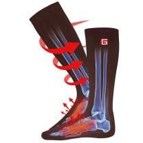 Heated Socks,Electric Socks Rechargeable Battery for Men Women,3 Heat