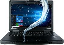 "Panasonic_Toughbook_54 Lite Rugged Notebook (Intel i5-7300U, 32GB RAM, 1TB SSD, 14"" HD Display, Windows 10 Pro) Thin Heavy Duty Laptop Computer"