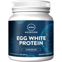 MRM Natural Egg White Protein Powder - Chocolate - 24oz