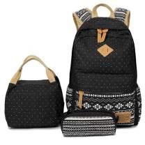 SEEU Student Backpack, Laptop School Backpack for Men Women