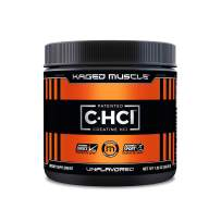 Creatine HCl Powder, Kaged Muscle Creatine HCl, Patented Creatine Hydrochloride Powder, Highly Soluble Creatine Hydrochloride 750mg, Unflavored, 75 Servings