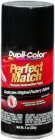 Dupli-Color EBUN01007 Universal Gloss Black Perfect Match Automotive Paint - 8 oz. Aerosol