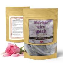 The Asian Secrets - Herbal Sitz Bath Organic and Herbal Sitz Bath for Yoni Steam and Hemorrhoid or Fissure Relief