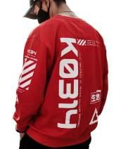 Fabric of the Universe Techwear Graphic Cyberpunk Streetwear Fashion Pullover Sweatshirt Sweater