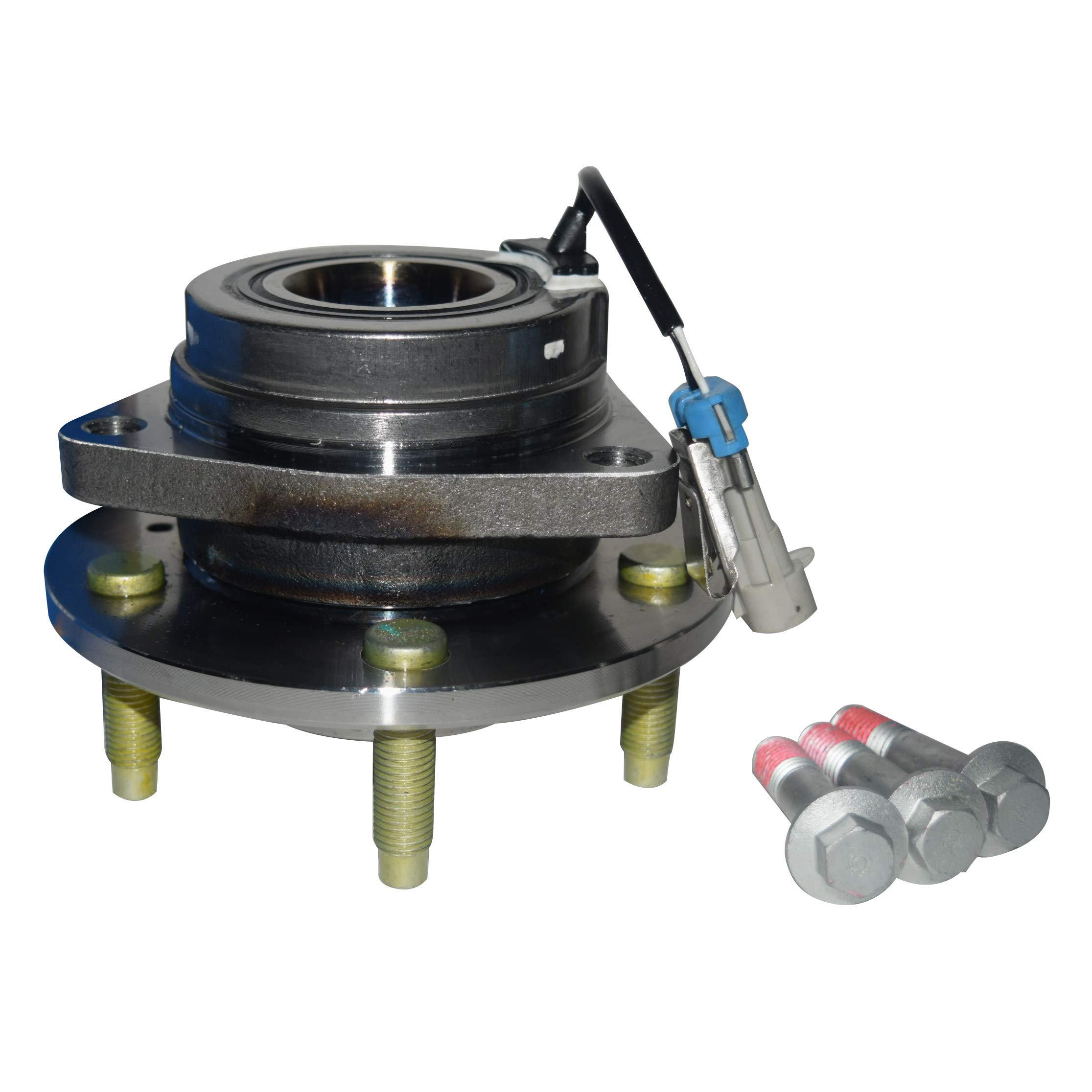 GSP 104121 Wheel Bearing and Hub Assembly - Left or Right Front (Driver or Passenger Side)