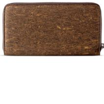 Corkor Cork Wallet Women Zip Around Clutch RFID | Vegan Cruelty Free Non Leather