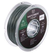 HATCHBOX Paint-Free ABS 3D Printer Filament, Dimensional Accuracy +/- 0.03 mm, 1 kg Spool, 1.75 mm, Green