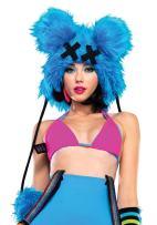 Leg Avenue Women's Furry Dead Mouse Hood