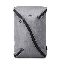 NIID UNO I Business Waterproof Backpack Fit Up to 15.6 inch(Camera,Grey)