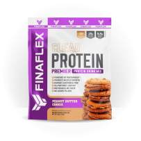 Finaflex Clear Protein Peanut Butter Cookie Premier Drink Mix 1.5 Pound, 1.5 Pound