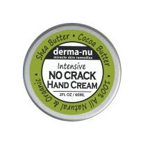 Intensive No Crack Hand Cream – Best Anti Aging Hand Cream - Hand & Foot Treatment for Dry Skin, Calluses, Cracked Skin Repair & Cuticle Cream. Soothes & Nourishes with Cocoa & Shea Butter - 2oz