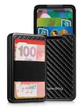 New-Bring Upgraded RFID Blocking Wallets for Men Credit Card Holder Slim Wallet