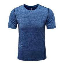 ZITY Men's Quick Dry T-Shirt Athletic Moisture-Wicking Dry Fit Running Shirts