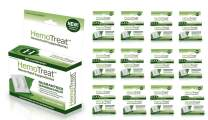 Hemorrhoid Treatment Suppository X 12 Pack - Fast Safe Effective Hemorrhoidal Symptom Relief, Ointment (12 X 12 Suppositories)