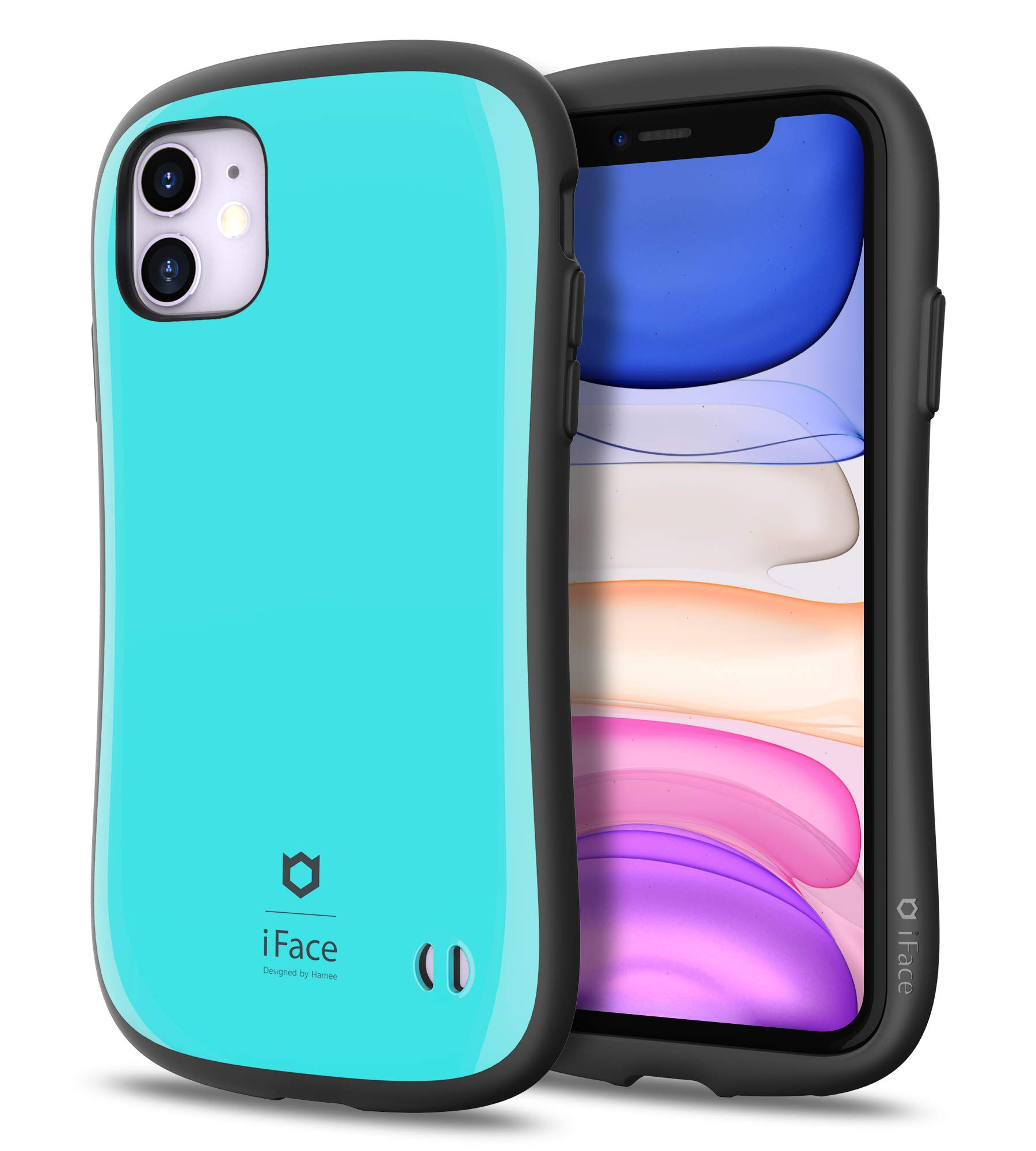 iFace First Class Series iPhone 11 Case – Cute Dual Layer [TPU and Polycarbonate] Hybrid Shockproof Protective Cover for Women [Drop Tested] - Emerald