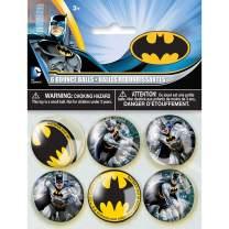 Batman Bouncy Ball Party Favors, 6ct