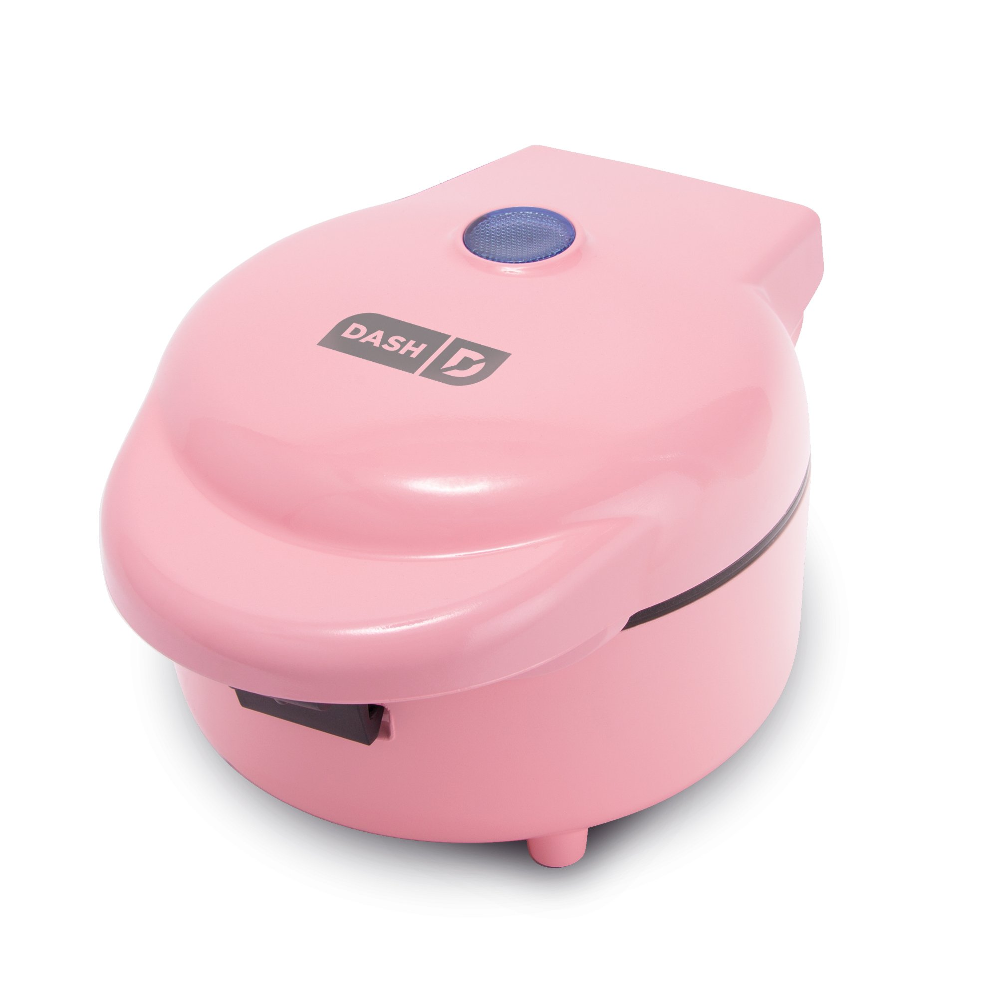 DASH Waffle Bowl Maker: The Waffle Maker Machine for Individual Waffle Bowls, Belgian Waffles, Taco Bowls, Chicken & Waffles, other Sweet or Savory Treats - Pink