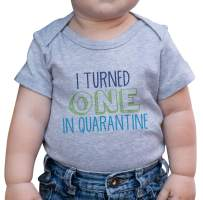 7 ate 9 Apparel I Turned One in Quarantine Birthday Outfit