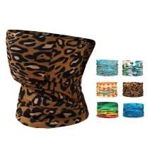 12 in 1 Headwear Bandana for Women 5-Pack 6-Pack Multifunctional Headband Neck Gaiter