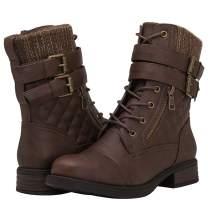 GLOBALWIN Women's The Winter Hipster Boots