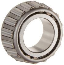 "Timken 25877 Tapered Roller Bearing Inner Race Assembly Cone, Steel, Inch, 1.3750"" Inner Diameter, 0.969"" Cone Width"