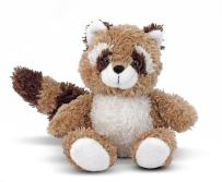 Melissa & Doug Rascal Raccoon Stuffed Animal Plush Toy (Great Gift for Girls and Boys - Best for Babies and Toddlers, All Ages)