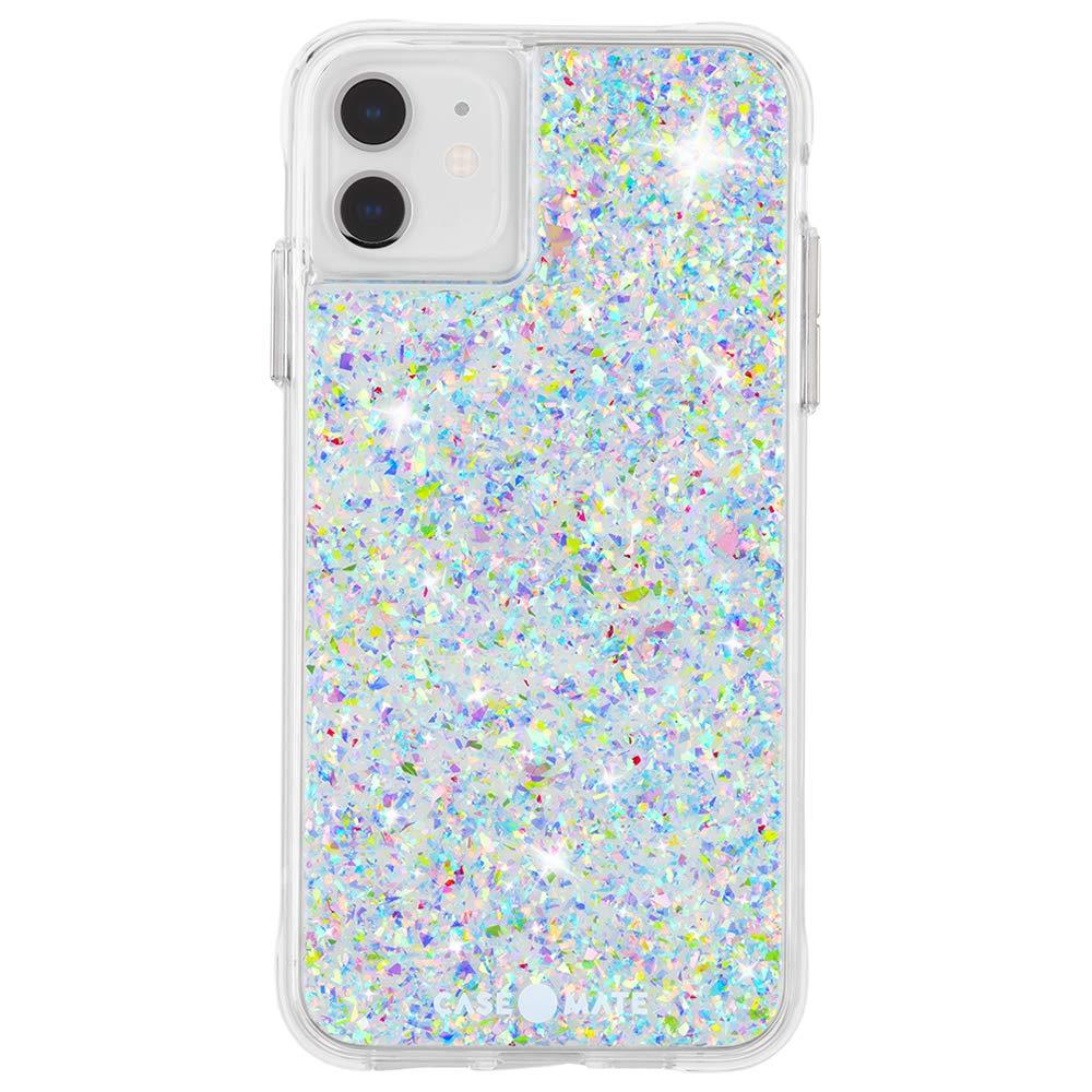 Case-mate - iPhone 11 Case - Twinkle - Reflective Foil Elements - 6.1 - Twinkle Confetti