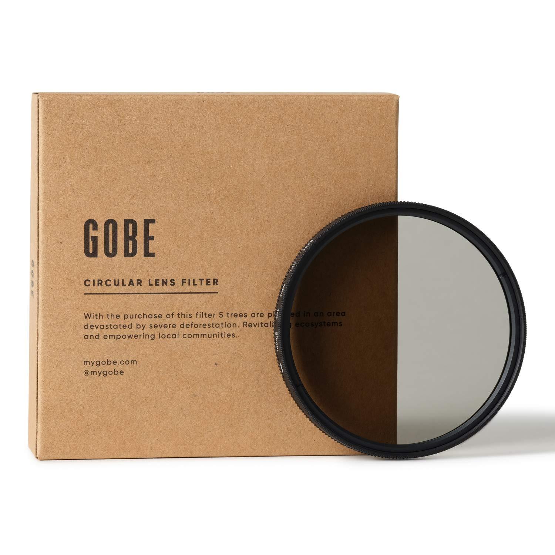 Gobe 55mm Circular Polarizing (CPL) Lens Filter (2Peak)