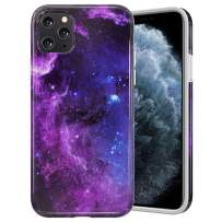 Caka Marble Case for iPhone 11 Pro Marble Case Starry Pattern for Girls Women Protective Shockproof Slim Anti Scratch Luxury Fashion Soft Rubber TPU Marble Case for iPhone 11 Pro (2019)(Starry)