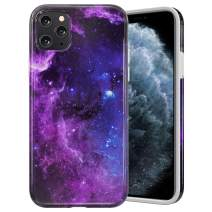 Caka Marble Case for iPhone 11 Pro Max Marble Case Starry Pattern for Girls Women Protective Shockproof Slim Anti Scratch Luxury Fashion Soft Marble Case for iPhone 11 Pro Max (2019)(Starry)