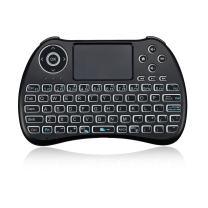 Adesso SlimTouch 4040 - Wireless Illuminated Keyboard Built-in Touchpad