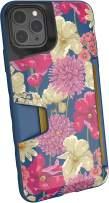 Smartish iPhone 11 Pro Max Wallet Case - Wallet Slayer Vol. 1 [Slim + Protective] Credit Card Holder (Silk) - [Flavor of The Month]