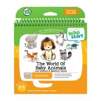 LeapFrog LeapStart The World of Baby Animals Book, Great Gift For Kids, Toddlers, Toy for Boys and Girls, Ages 2, 3, 4, 5