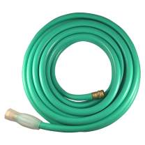 Flexon FXG5850 5/8-Inch x 50-Foot Heavy Duty 5-Ply Forever Garden Hose