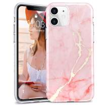 "iPhone 11 Case, Beautiful Marble Case for 6.1"" iPhone 11 2019- Pink"