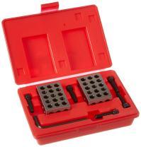 Jet Tools - JET 1-2-3 Block Set in Plastic Case (630400)