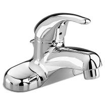 American Standard 2175503.002 Colony Soft 1-Handle 4 Inch Centerset Bathroom Faucet, 1.2 GPM, Polished Chrome
