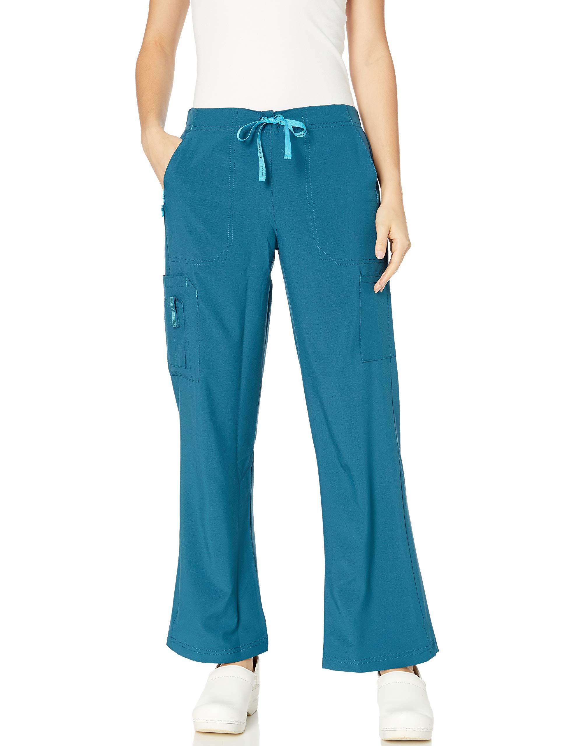 Carhartt Cross-Flex Women's Utility Scrub Pant Petite