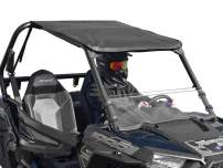 SuperATV Soft Top Roof for Polaris RZR 900 / S 900 / XC 900 (2015+) - Easy to Install!