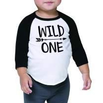 Boy First Birthday Shirt 1st Birthday Boy Outfit Wild One