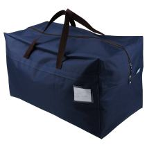 iwill CREATE PRO 100L Halloween Ornament Storage Organizer Bags, Go to College Storage Bag, Traveling Storage Bag,Blue