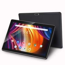 10.1 inch Tablet, Android 9.0 Pie, Octa-Core Processor, 32GB Storage, ZONKO 1200x1920 IPS HD Display, 5G Wi-Fi, Black