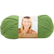 Lion Brand Yarn 860-171C Vanna's Choice Yarn, Fern