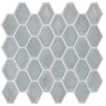 "VIVID TREE Peel and Stick Backsplash Tile 12""x12"" Adhesive Removable Self-Adhesive Wall Tile Polygonal Backsplash Wall Sticker Tile Retardant Wall Paper for Apartment,Kitchen,Bathroom(6 Sheets)"