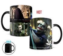 DC Comics - The Dark Knight - Joker - Stranger - 11 oz Morphing Mugs Heat Sensitive Mug – Ceramic Color Changing Coffee Tea Mug
