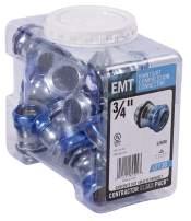 Halex, 3/4 in. Electrical Metallic Tube Raintight Compression Connectors , 62502B, 20 per pack